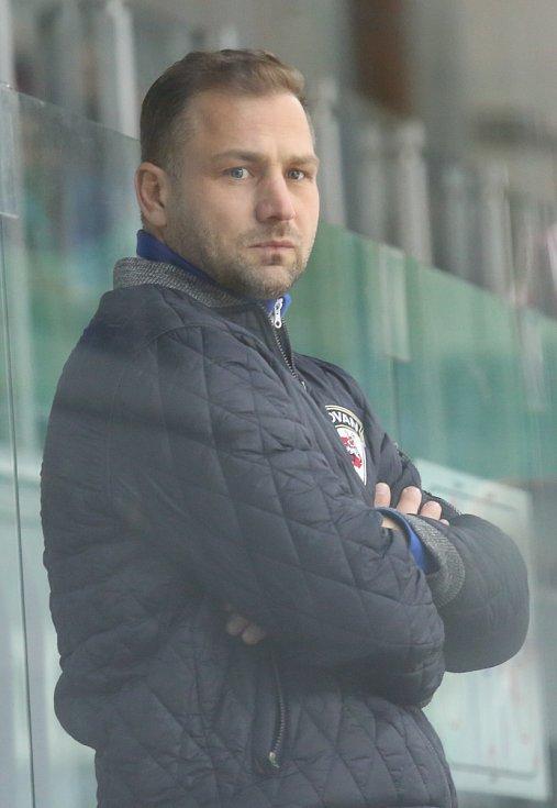 Jaroslav Roubík, asistent trenéra Slovan Ústí nad Labem