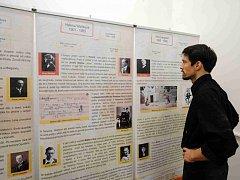Cestu školáků mapuje výstava Zmizelí Langweilovi.