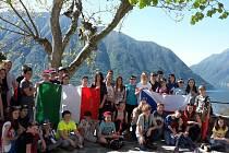 Žáci ZŠ Stříbrnická byli opět na Lago di Como v Itálii