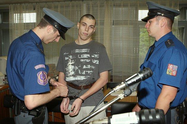 Miroslav Martínek u soudu