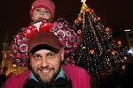 V Ústí začaly Vánoce.