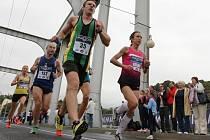 Ústecký půlmaraton 2013.