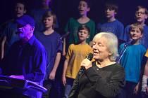 Vánoční koncert Václava Neckáře.