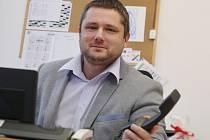 Náměstek primátorky a místostarosta Severní Terasy Pavel Dufek.