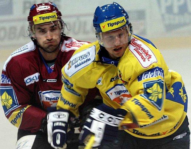 aloun (vpravo) a Černošek