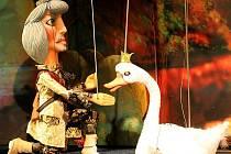 Bez lehkonohých baletek získává dobře známý pohádkový souboj dobra a zla trochu jiný rozměr. Originální loutky Naivního divadla jej představí publiku nad Labem.