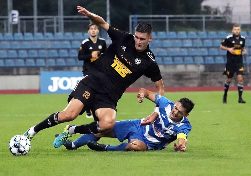 FK Ústí - Varnsdorf, FNL 2021/2022.