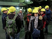 Geokačeři se sešli v Teplárně Trmice.