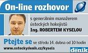 Boxer Lukáš Konečný odpovídal on-line čtenářům Deníku.
