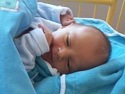 Ladislav Ševčík se narodil v ústecké porodnici 9. 2. 2017(21.50) Michaele Bělecké. Měřil 50 cm, vážil 3,37 kg.