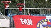 Zkrat, bída, trápení. Tak by se dalo shrnout páteční vystoupení fotbalistů Ústí.