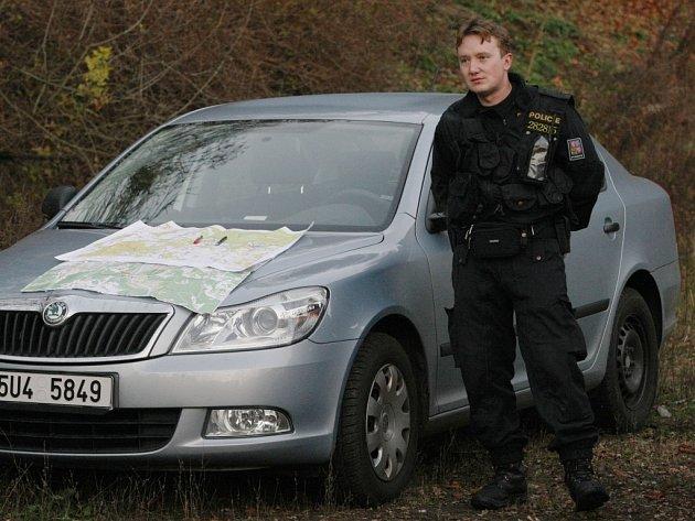 Policisté hledali na Mariánské skále jedenáctiletého chlapce, který vyhrožoval sebevraždou.