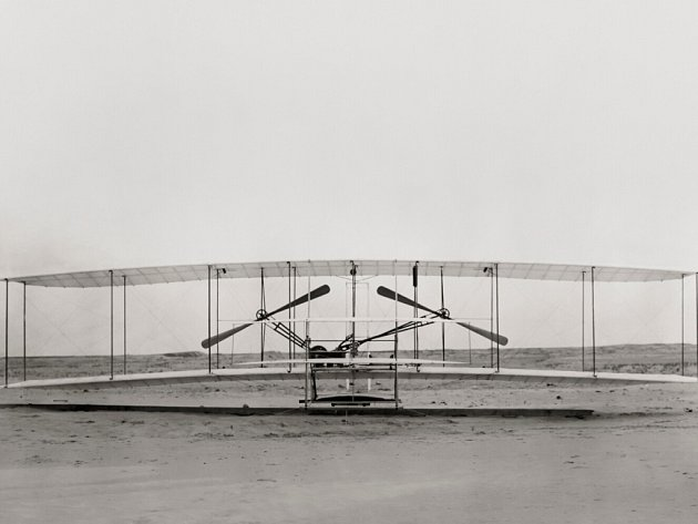 Wright Flyer.