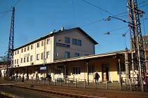 Nádraží Ústí nad Labem - západ.