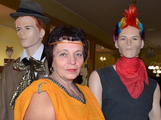 Ochotníci z Tisé slavili s hosty sedmdesátku.