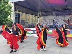 Festival Barevný region v Ústí.