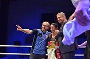 Boxerky Fabiana Bytyqi a Lucie Sedláčková získaly v Praze evropské pásy