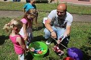 Den otců se v neděli konal ve Vaňově.