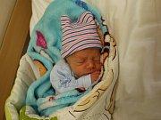 Kevin Gábor se narodil Andree Archalonsové z Ústí nad Labem 3. září v 23.00 hod. v ústecké porodnici. Měřil 45 cm a vážil 2,02 kg.