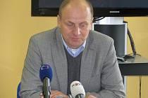 Petr Gandalovič na sebe vzal odpovědnost za volební výsledek ODS v Ústeckém kraji.