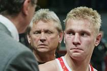 Boxer Zdeněk Chládek.