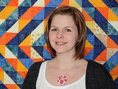 Veronika Gerstberger už chystá listopadovou výstavu v Předlicích.