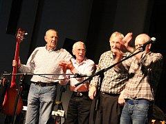 27. vánoční benefiční koncert The Boom s orchestrem