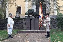 Den válečných veteránů v Chlumci