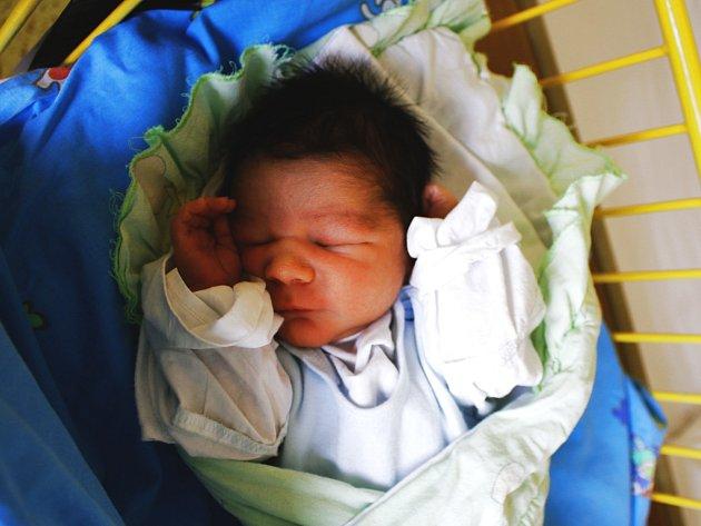 V ústecké porodnici se narodilo miminko se jménem Donatelo Versace Stojka.