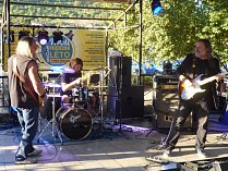 V Tivoli duněl klasický rock