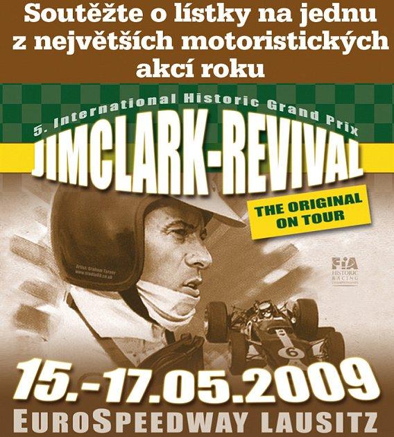Soutěž Jim Clark Revival.