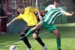 Fotbal Libouchec. Ilustrační foto.