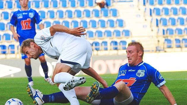 Ústečtí fotbalisté neprohráli už osm zápasů v řadě. Prodlouží družina kouče Svatopluka Habance skvostnou sérii proti Slovácku, které v prvním vzájemném duelu sezony porazili na jeho hřišti?