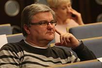 Bývalý sportovní manažer ústeckého hokeje Vladimír Evan