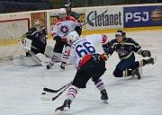 sport, hokej Ústí a Třebíč