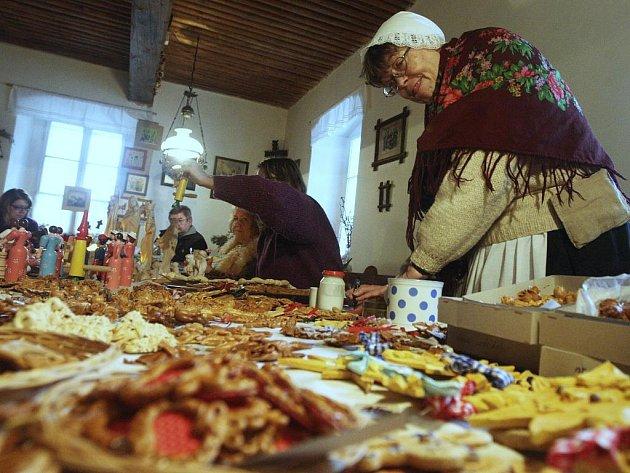 Advent v Zubrnicích.