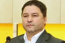 Generální manažer Ústeckých Lvů Robert Kysela.