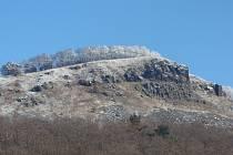 Naučná stezka povede návštěvníky i přes vrch Hradiště.