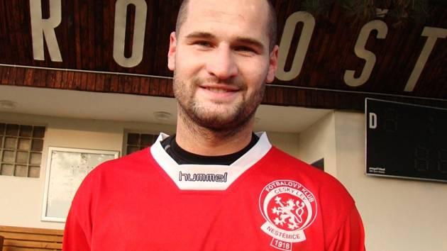 Jediný gól Neštěmic dal Jaroslav Paseka.