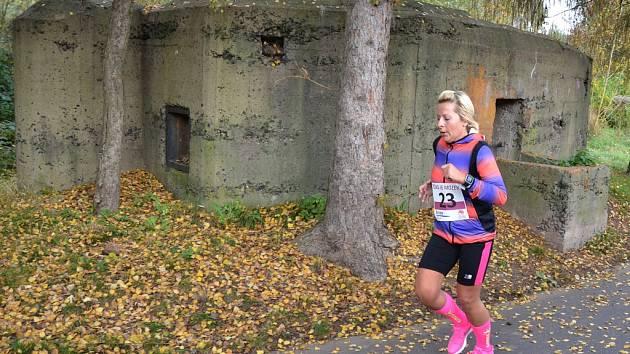 Podzimní běh ve Svádově.