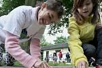 Den dětí v areálu dopravního hřiště v Krásném Březně, 2010