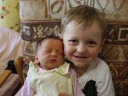 Magdalena Smáková se narodila v ústecké porodnici 27. 5. 2017 (7.48) Marii Smákové. Měřila 48 cm, vážila 3,19 kg.