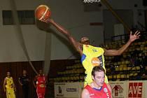 Basketbalisté Ústí sahali po skalpu bronzových medailistů z Pardubic, senzace se ale nakonec nekonala – Sluneta padla po boji 61:69