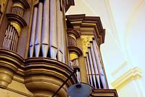 Varhanům v chabařovickém kostele je již 190 let.