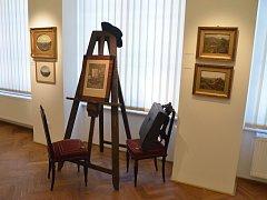 Největší výstava prací Ernsta Gustava Doerella.