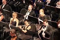koncert Severočeského divadla. ilustrační snímek