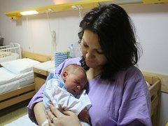 Michael Wagner se narodil Pavlíně Třešňákové z Ústí nad Labem 13.ledna ve 23.45 hod. v ústecké porodnici. Měřil 49 cm a vážil 3,15 kg
