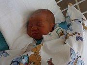 Tadeáš Rücker se narodil Karolíně Rückerové z Varnsdorfu 26. srpna v 13.36 hod. v ústecké porodnici. Měřil 46 cm a vážil 2,38 kg.