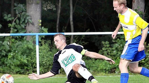 Beznadějně poslední s pouhými čtyřmi body na svém kontě jsou v 1.A třídě fotbalisté Přestanova.