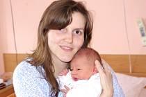 Terezka Švejdová, se narodila v ústecké porodnici dne 10. 4. 2013 (2.57) mamince Marině Švejdové, měřila 51 cm, vážila 3,64 kg.